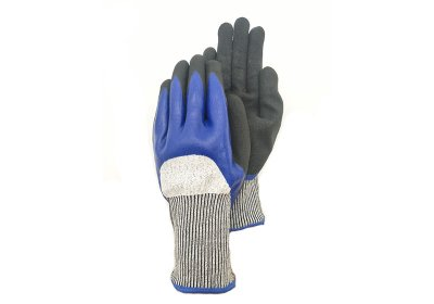 Cut/impact resistance gloves
