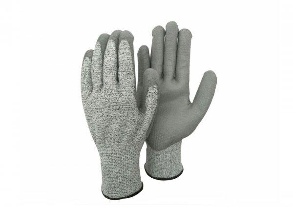 Cut resistance gloves PU