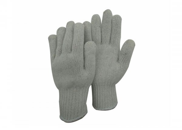 7GAUGE COTTON KNITTED GLOVES